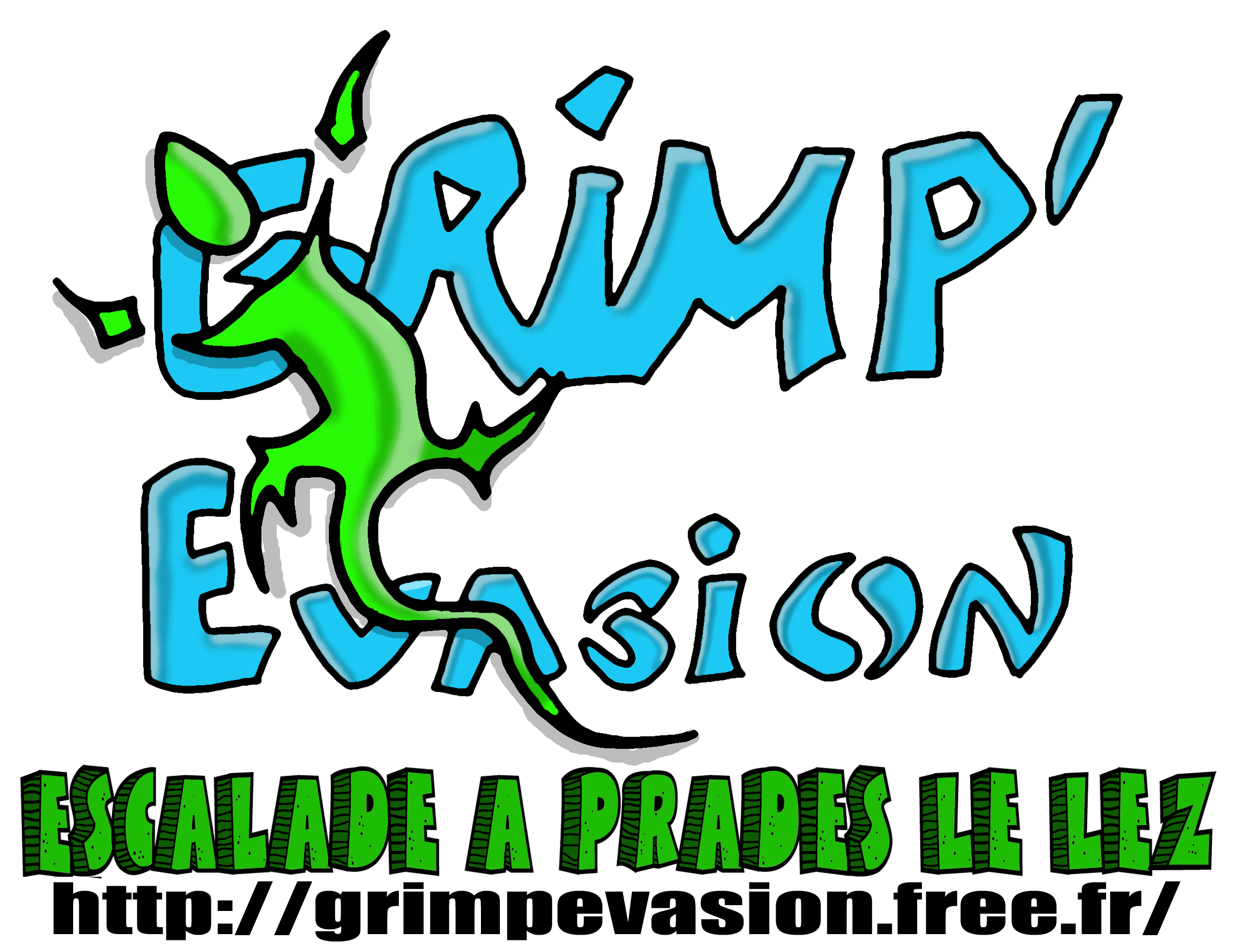 Logo GrimpEvasion 2 copie